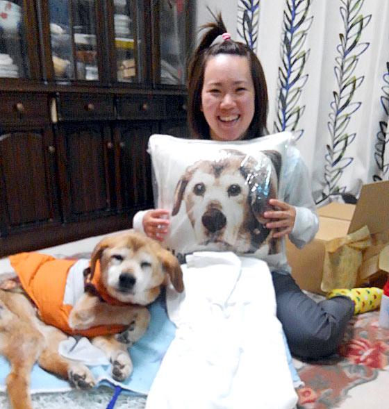 犬好きな人への誕生日プレゼント
