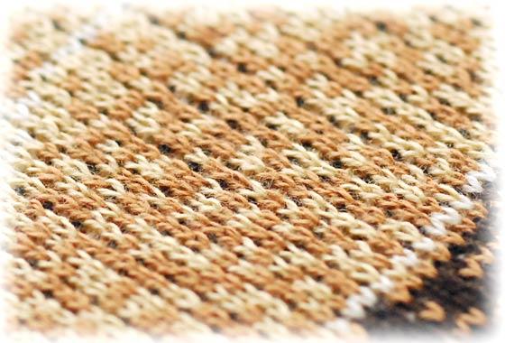 編物の作品