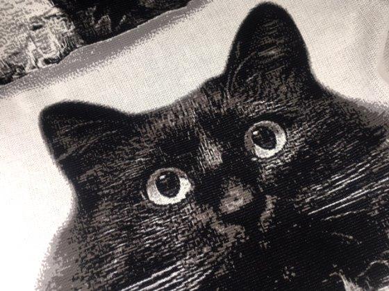 猫のタペストリー