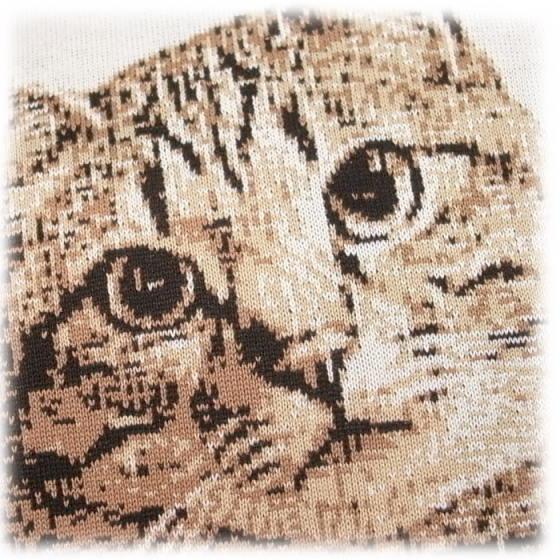 編み物です