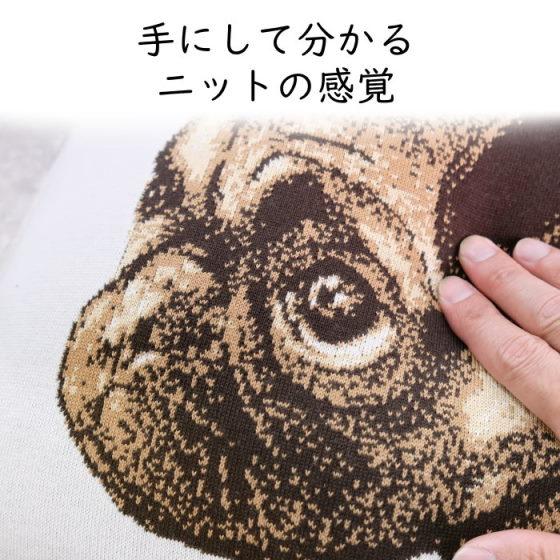 編み物の手触り