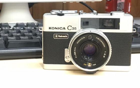 イメージカメラ