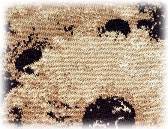 編物で作成