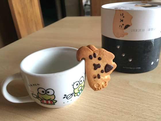 猫のクッキー